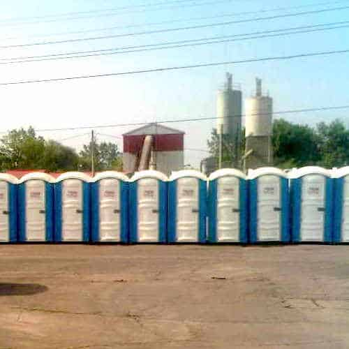 Agricultural Portable Toilet Rentals