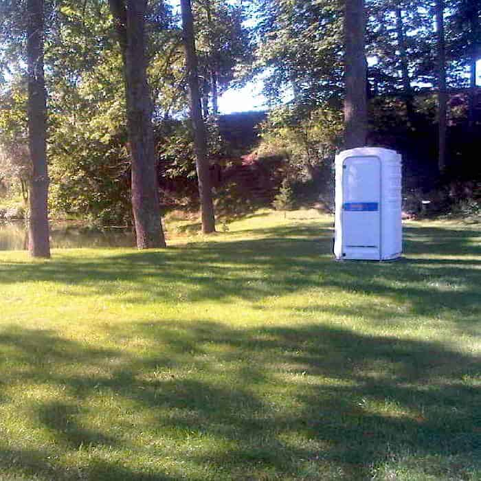 Special Event Portable Toilet Rentals